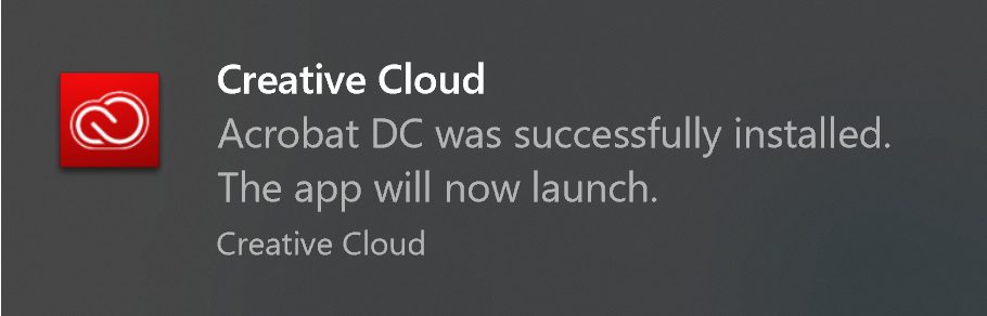 AdobeCreativeCloudInstallNotification